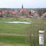 k-Dömitz vom Panoramacafe mit Wachtturm